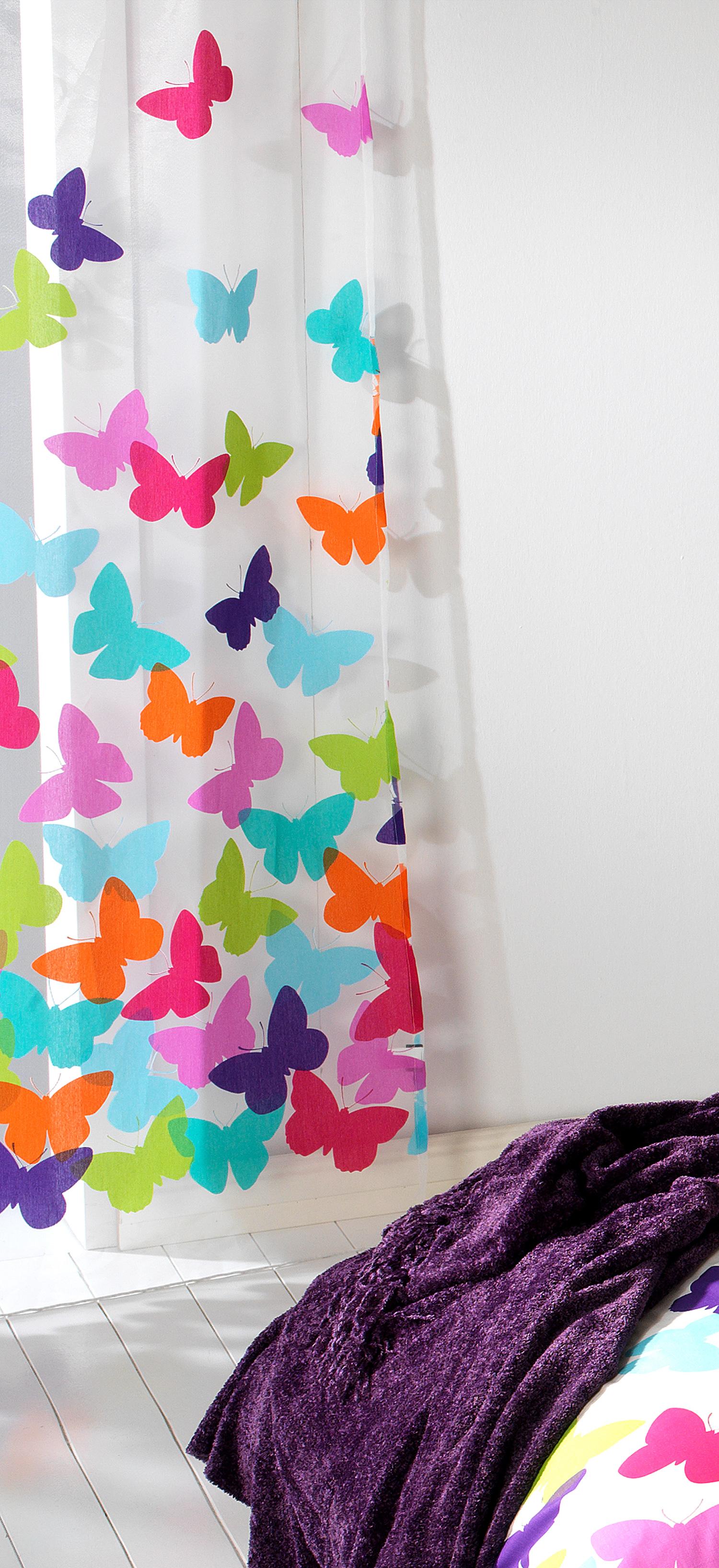 Visillo Papillon 140 x 270 cm – rioma shop