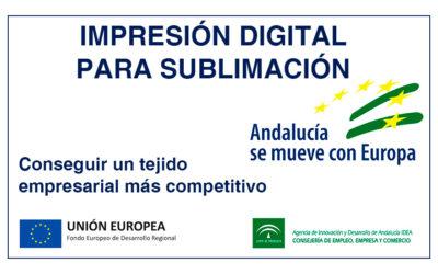 Proyecto de Impresion Digital para Sublimación