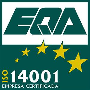 Certificado ISO 14001 rioma