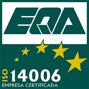 Certificado ISO 14006 rioma