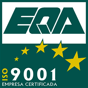 Certificado ISO 9001 rioma