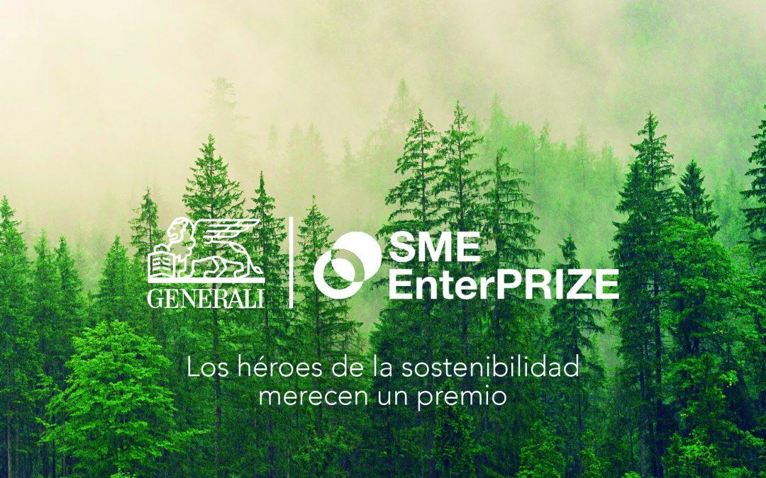 Generali premia a Rioma en sus premios EnterPRIZE